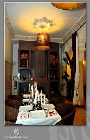 Salle A Manger Picture Of Riad Elias Marrakech