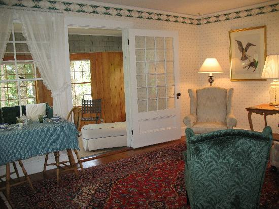 Harbourside Inn: Second floor suite