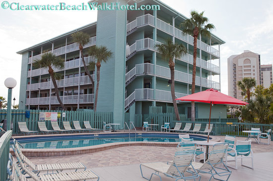 Welcome to Clearwater Beach Hotel