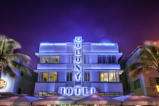 Colony Hotel