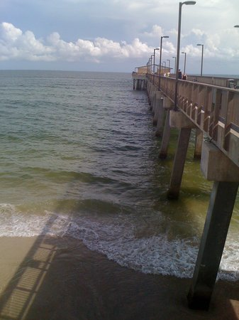 gulf state park fishing pier gulf shores al address