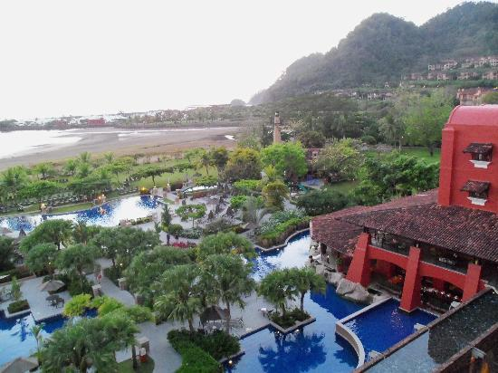Herradura, Costa Rica: Overview picture