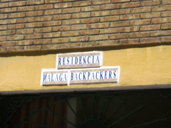 Residencia Malaga Backpackers