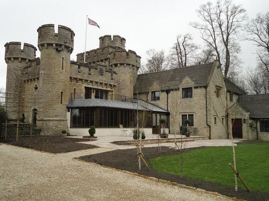 Bath Lodge Castle: Bath Lodge