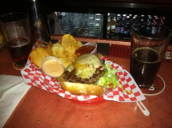 The world 39 s best burger just might be in park city park - No name saloon and grill park city ut ...