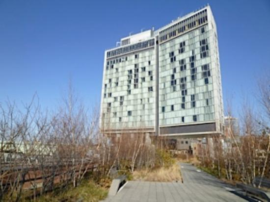 The standard hotel new york picture of the standard for The high line hotel new york