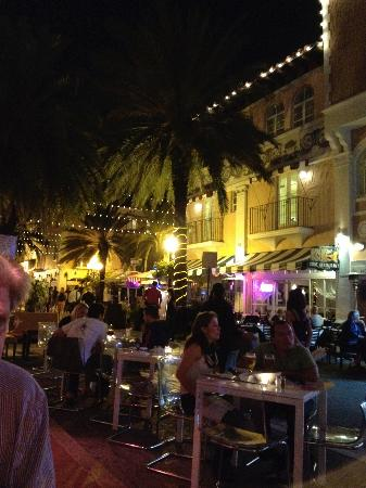 Albion South Beach: Espanola Way