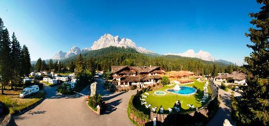 Photo of Mountain Resort Patzenfeld - Caravan Park Sexten Sesto