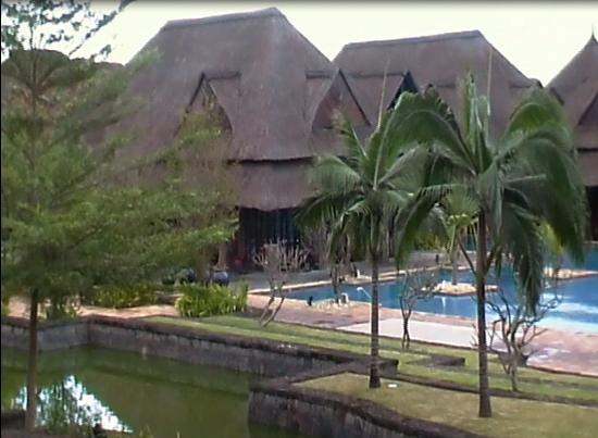 The Grand Mauritian Resort & Spa: The pool