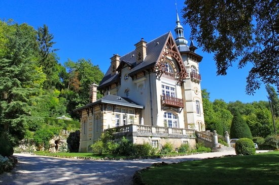 Chateau Les Roches