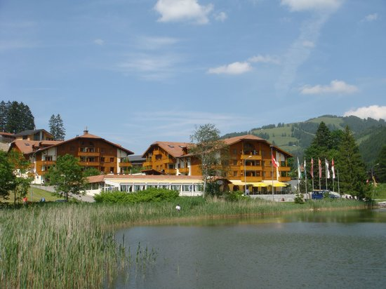 Hostellerie am Schwarzsee