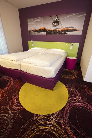 Zimmer Hotel Ibis Styles Luzern City