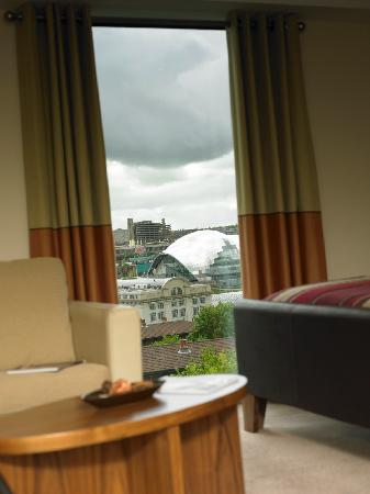 Staybridge Suites Newcastle: The Sage