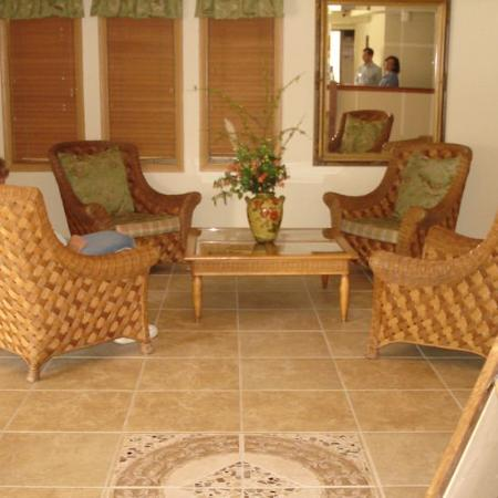 Ocean Sands Resort: Oean Sands Lobby Tile
