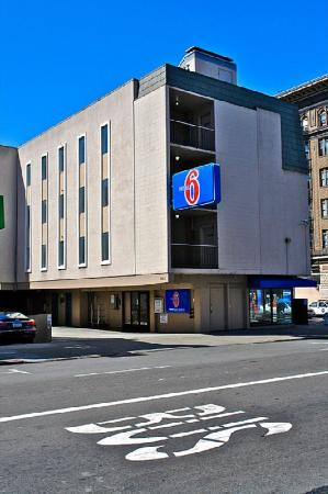 Motel 6 San Francisco Downtown: Miscellaneous