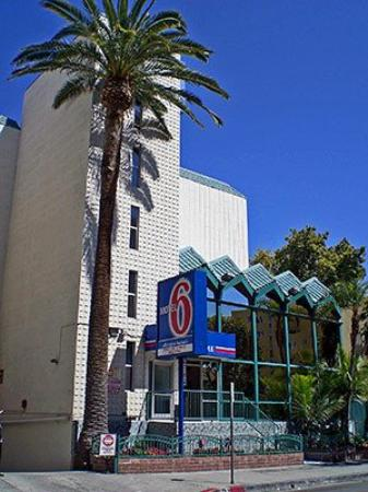 ‪Motel 6 Los Angeles - Hollywood‬