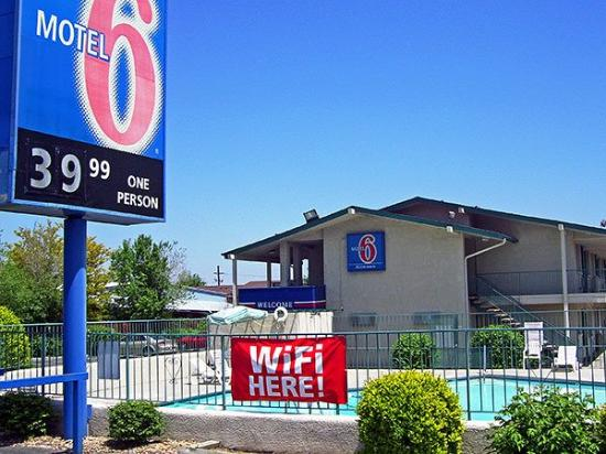 ‪Motel 6 Red Bluff‬