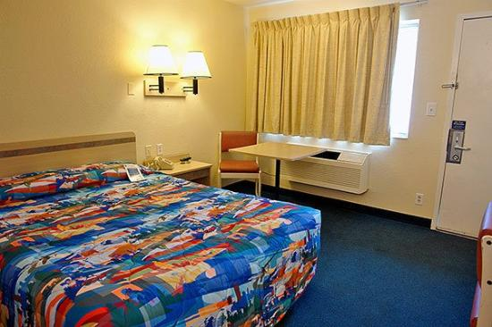 Motel 6 Gainesville - Univ. of Florida: MSingle