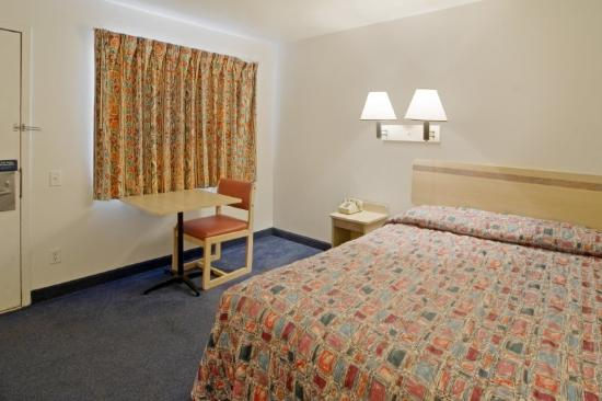 Americas Best Value Inn: Handicap Room