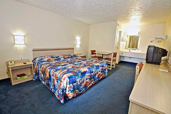 Motel 6 Lexington East: MSingle