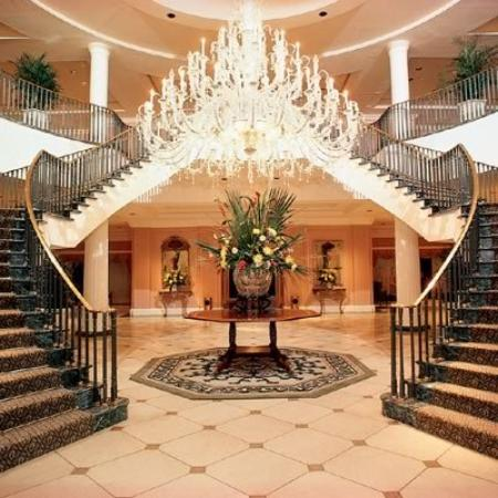 ‪‪Charleston Place by Orient-Express‬: Grand Staircase and Lobby‬