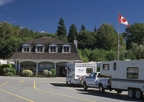 Burnaby Cariboo RV Park