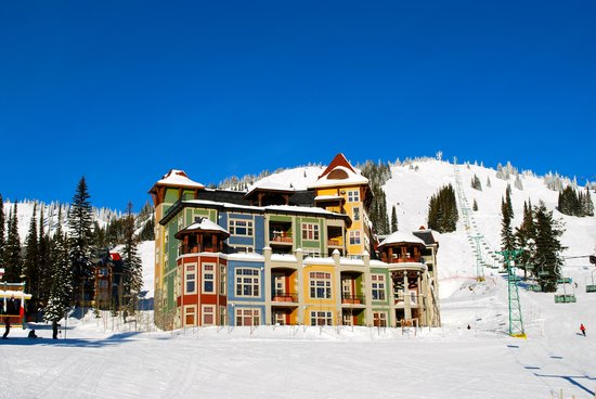 Snowbird Lodge
