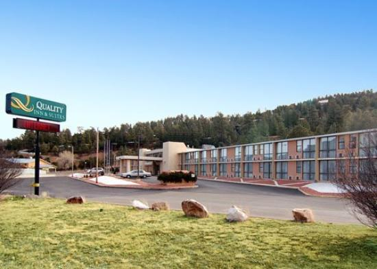 Photo of Quality Inn & Suites Ruidoso