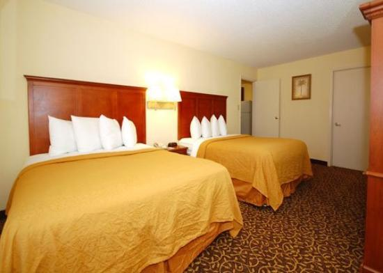 Quality Inn & Suites Lexington: Guest Room