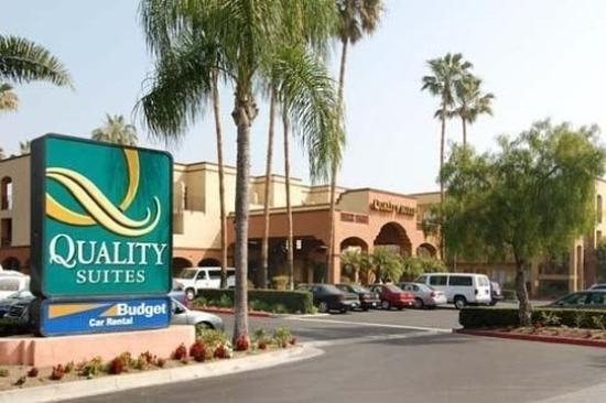 ‪Quality Suites John Wayne Airport‬