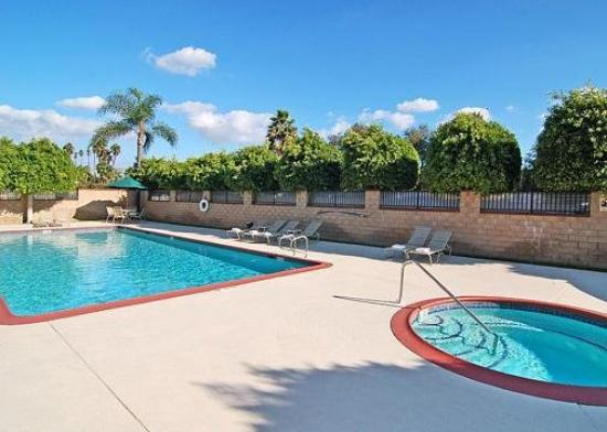 Quality Inn Artesia: Pool