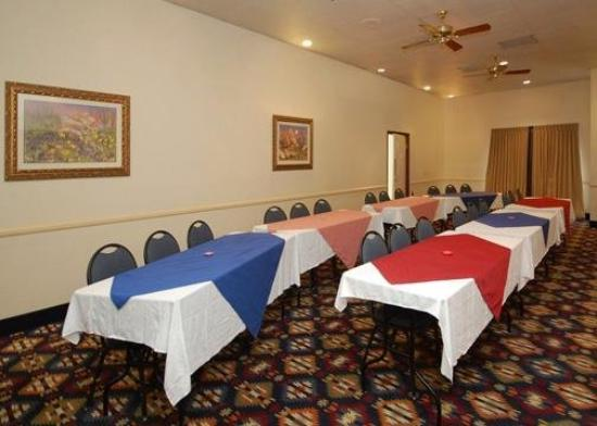 Quality Inn Tucson Airport: Meeting Room