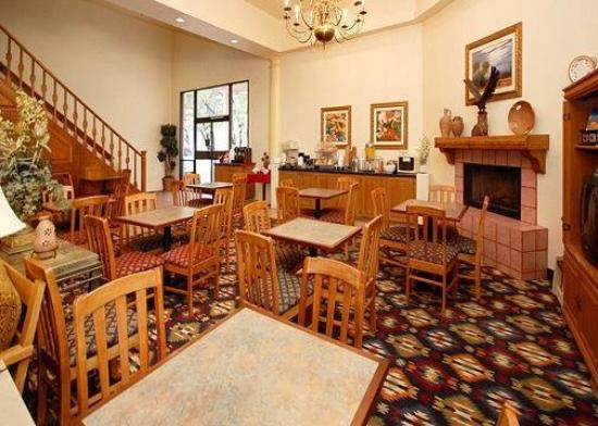 Quality Inn Tucson Airport: Restaurant