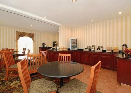 Quality Inn & Suites Hershey: Restaurant