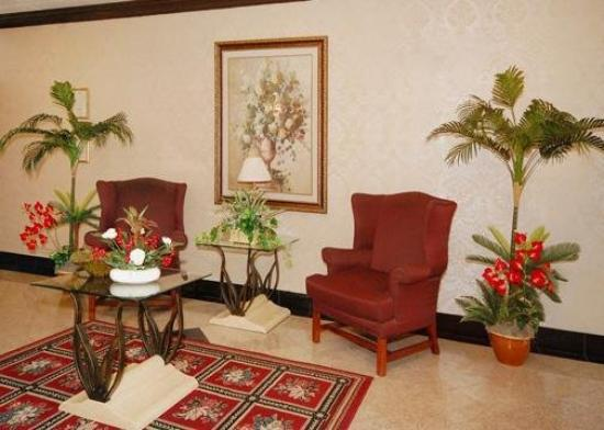Quality Inn Elizabeth City: Lobby