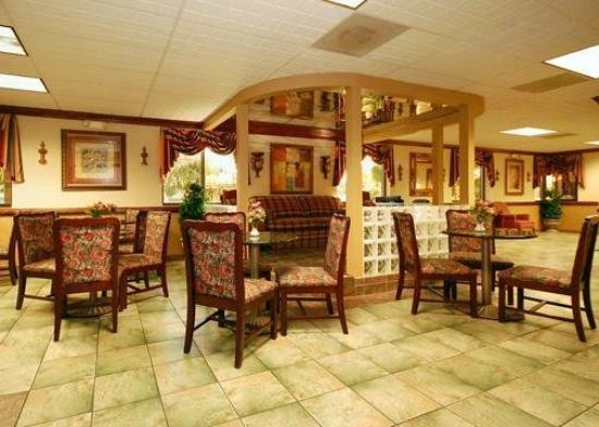 Quality Inn &amp; Suites Fort Jackson Maingate: Restaurant