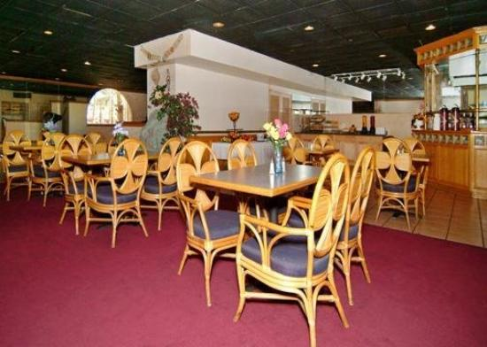 Quality Inn Airport: Restaurant
