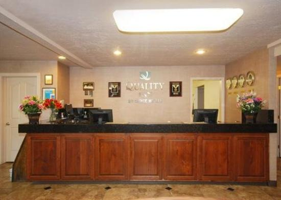 Quality Inn South Bluff: Recreational Facilities