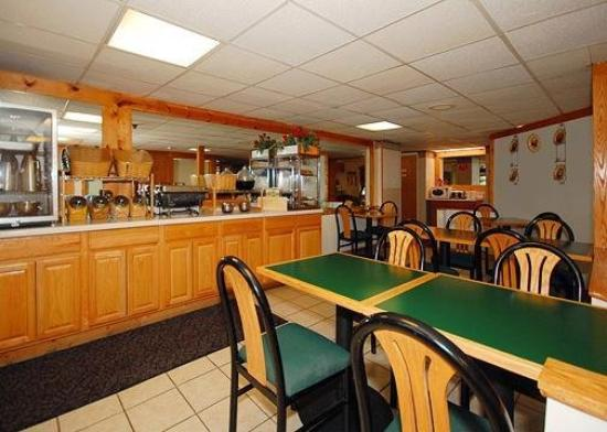 Quality Inn &amp; Suites: Restaurant