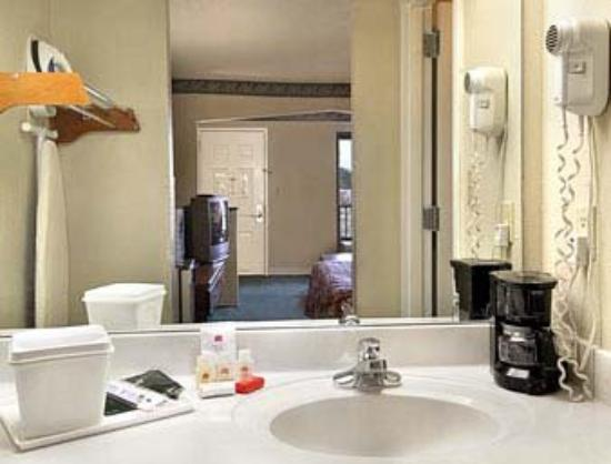 Ramada Limited Port Savannah/Port Wentworth: Bathroom