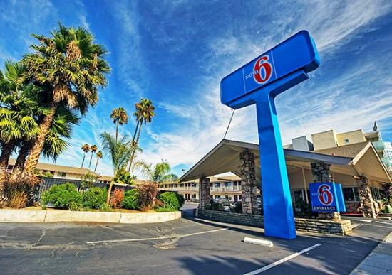 Motel 6 San Jose Airport Central: Exterior