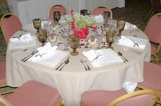 The Inn at Wildwood: Wedding Bg