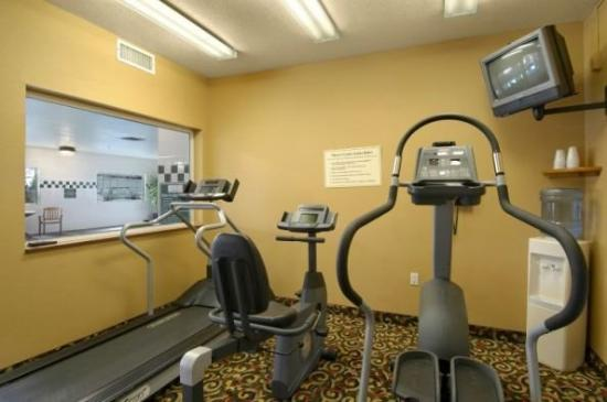 Red Lion Inn & Suites McMinnville: Ormcmn Gym H