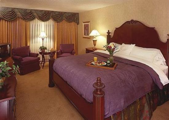 Lexington Lansing Hotel: Presidential Suite