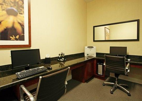 Comfort Inn & Suites Savannah Airport: Free Wi-Fi and Business center