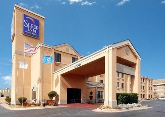 Sleep Inn & Suites Central/I-44: Exterior