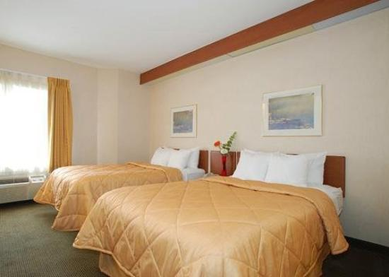 Sleep Inn & Suites Central/I-44: Guest Room