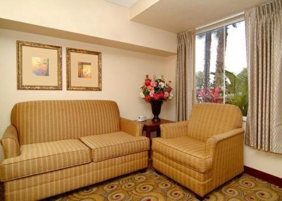 Sleep Inn & Suites Riverfront - Ellenton: Lobby