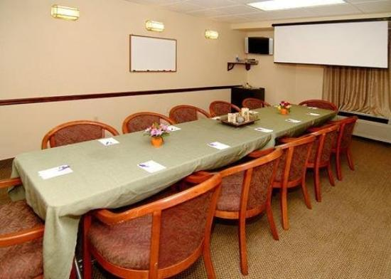 Sleep Inn & Suites Riverfront - Ellenton: Meeting Room
