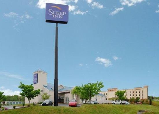Sleep Inn North Knoxville: Exterior